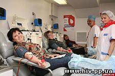 В Питере проверят все станций переливания крови